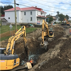 Repairs to Route 216 and Route 275 – Sainte-Marguerite