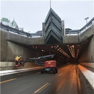 Professional services for inspection of the Joseph-Samson bridge and tunnel – Quebec City